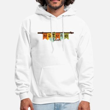 Ecofriendly &amp nature lover - Men's Hoodie