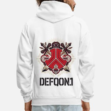 Hardstyle Defqon.1 2017 Victory Forever - Men's Hoodie