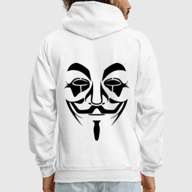 Anonymous Anonymous 2 - Men's Hoodie