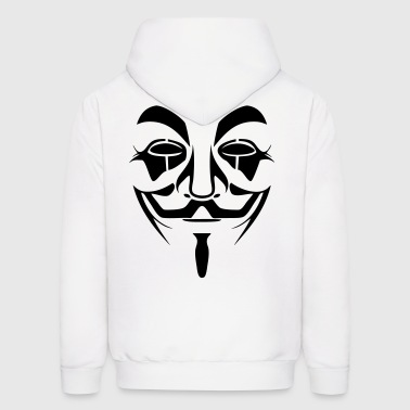 Anonymous 2 - Men's Hoodie