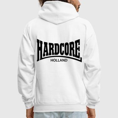 Holland Hardcore Holland - Men's Hoodie
