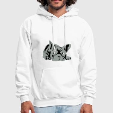 French Bulldog French Bulldog  - Men's Hoodie