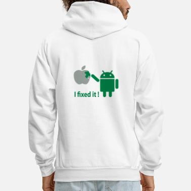 Android I Fixed It - Men's Hoodie
