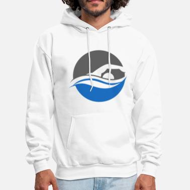 Coast Guard Swimmer Sport Hobby Leisure Gift - Men's Hoodie