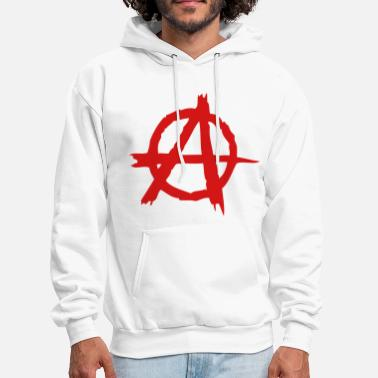 Anarchy Anarchy - Men's Hoodie