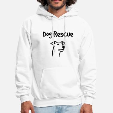 Rescue Dog dog rescue - Men's Hoodie