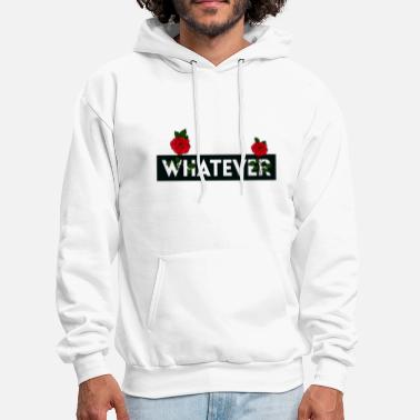 Rose Whatever - Men's Hoodie