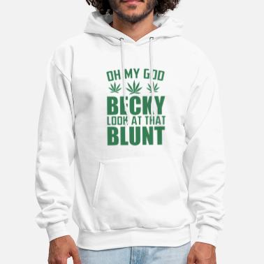 oh my god becky look at that blunt irish mexico - Men's Hoodie