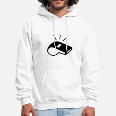 Whistle Whistle - Men's Hoodie