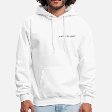 Hour schmad boi hours- Black - Men's Hoodie