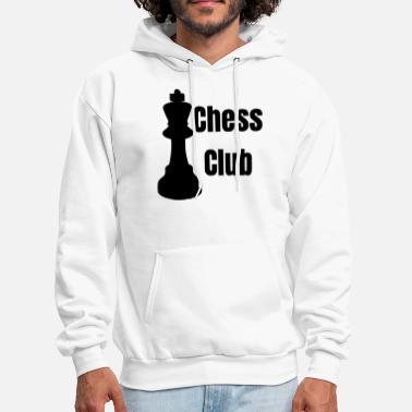 Chess Club chess club - Men's Hoodie
