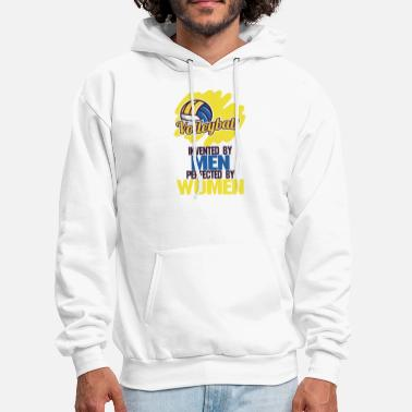 Womens Volleyball Volleyball women - Men's Hoodie
