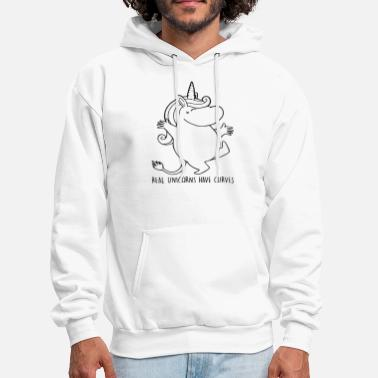Unicorns Collection Tumblr Fashion Hipster Hype Gi - Men's Hoodie
