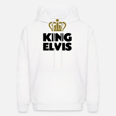 EAT SLEEP ELVIS New Funny Hoodie Gift Present