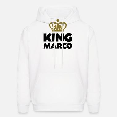 c2c5e060 King marco name thing crown Men's T-Shirt | Spreadshirt