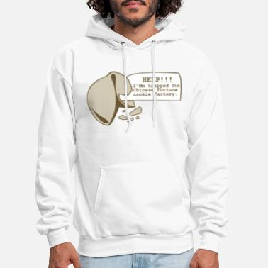 Fortune Cookie Fortune Cookie - Men's Hoodie