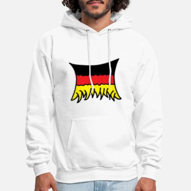 Flag Of Germany Germany Flag - Men's Hoodie