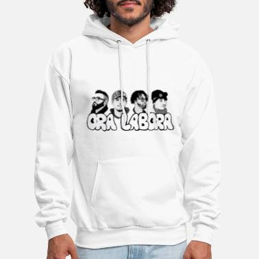 Floating Heads - Men's Hoodie
