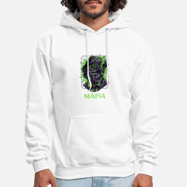 Apes together Strong - Men's Hoodie