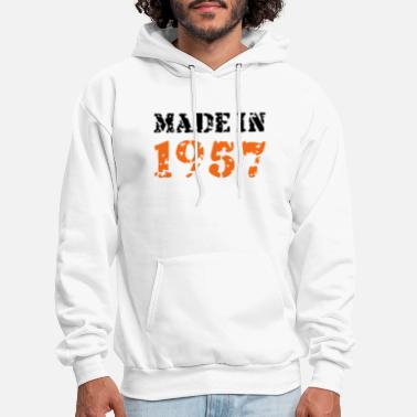 Made In 1957 Made in 1957 - Men's Hoodie