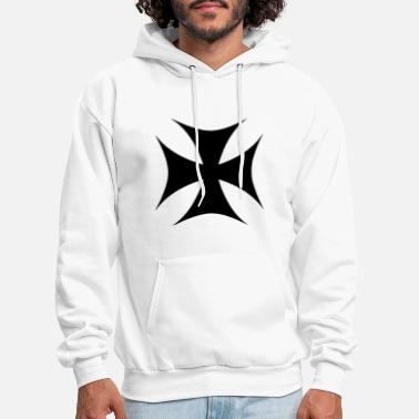 Iron CROSS OF IRON - Men's Hoodie