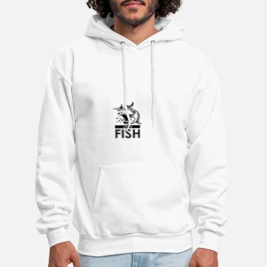 Live To Fish Live to fish - Men's Hoodie