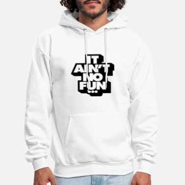 Movie Music Humour No Fun - Men's Hoodie