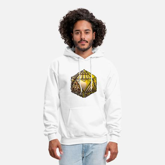 Die Hoodies & Sweatshirts - kindle - Men's Hoodie white