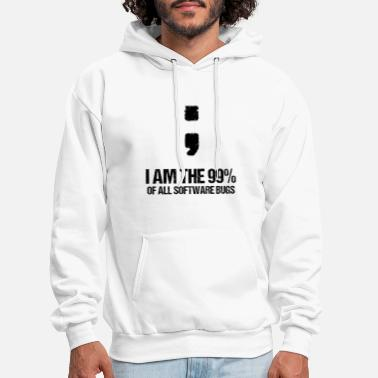 -Quit Screen Graphic Design Hoodie Funny Computer Programmer Everything Not Saved Will Be Lost