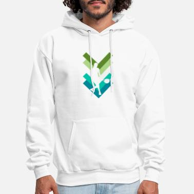 Tennis Player Tennis Player - Men's Hoodie