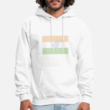 Indian Flag Indian Flag New Delhi - Men's Hoodie
