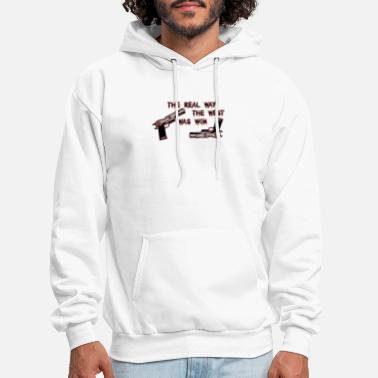 How the west was won - Men's Hoodie
