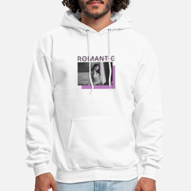 Romantic not romantic - Men's Hoodie