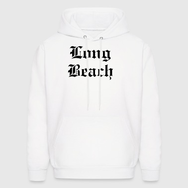 Long Beach CA. - Men's Hoodie