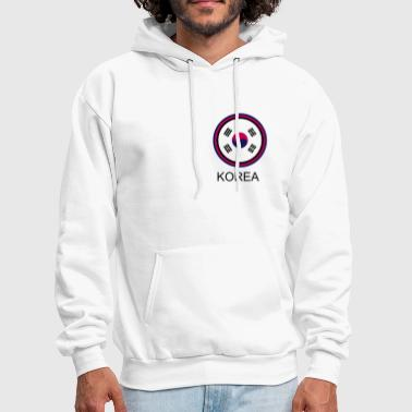 south korea - Men's Hoodie