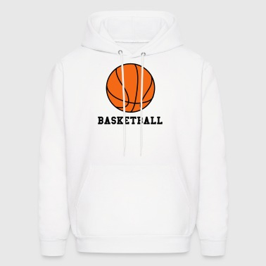 Basketball. Make your own Design - Men's Hoodie