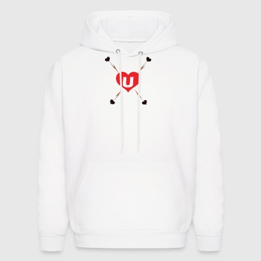 Products for valentines - Men's Hoodie