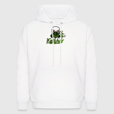 Leaking Gas Mask - Men's Hoodie