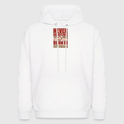 The Power of a Man Born in November - Men's Hoodie