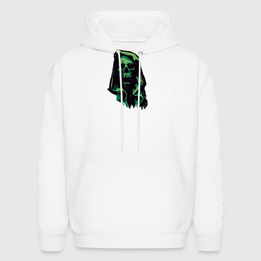 Death Sea-green - Men's Hoodie