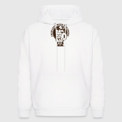 The Cocoa Smile - Men's Hoodie