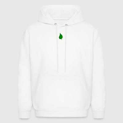 Simple leaf - Men's Hoodie