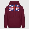 British Flag - Men's Hoodie