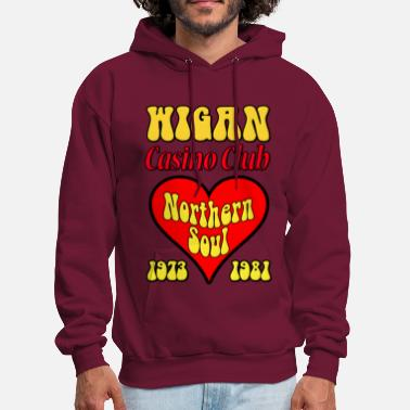 Northern-soul Northern Soul Wigan Casino Club - Men's Hoodie