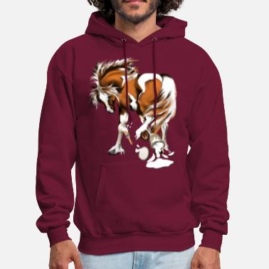 Painting Paints and Paints.... - Men's Hoodie