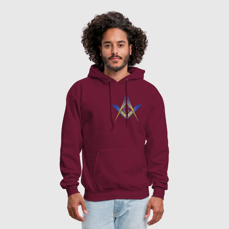 The Freemason - Men's Hoodie