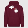 Mickey Hands Lighter - Men's Hoodie