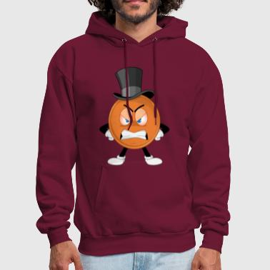 THE UNHAPPY PENNY - Men's Hoodie