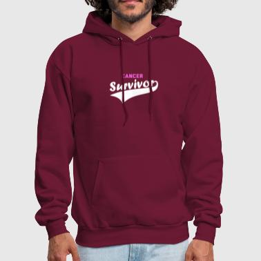 Breast, Awareness, Awareness - CANCER AWARENESS - Men's Hoodie