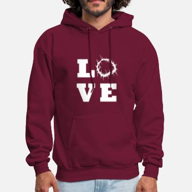 Thorn Love Thorns - Men's Hoodie